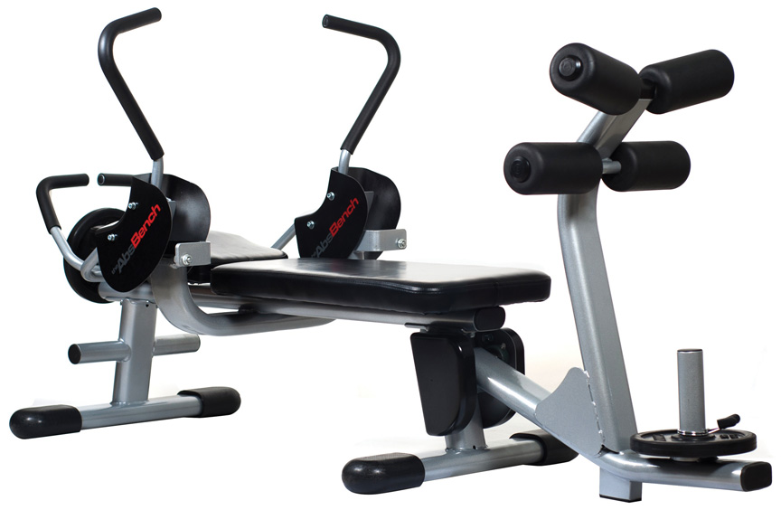 Commercial Crunch Bench Commercial Abs Bench