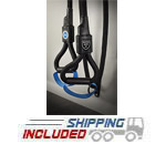 BattleRope ST by The Abs Company Battle Rope Suspension Trainer