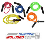 Weighted Jump Rope Set