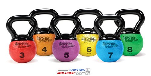 Mini Kettlebell Medicine Ball