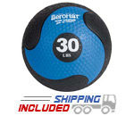 Elite Deluxe Low Bounce Medicine Ball - 30 lb.
