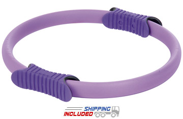 Pilates toning ring