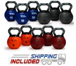 Aeromat Safe-Drop Kettlebell Medicine Ball Set
