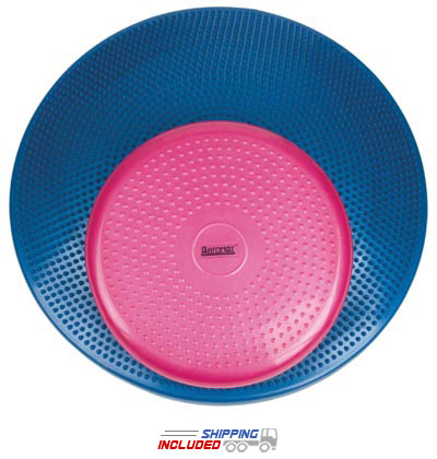 Aeromat Inflatable Balance Disc Cushion