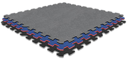 softtuff rubber flooring
