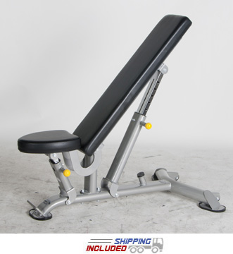 TR Series Multi-Adjustable Bench
