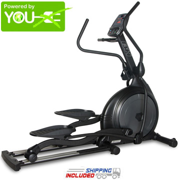 BH Fitness LK500E Light Commercial Elliptical Trainer