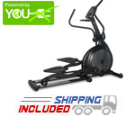 Light Commercial Elliptical Trainer