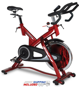 Commercial Indoor Cycling Sprint Bike