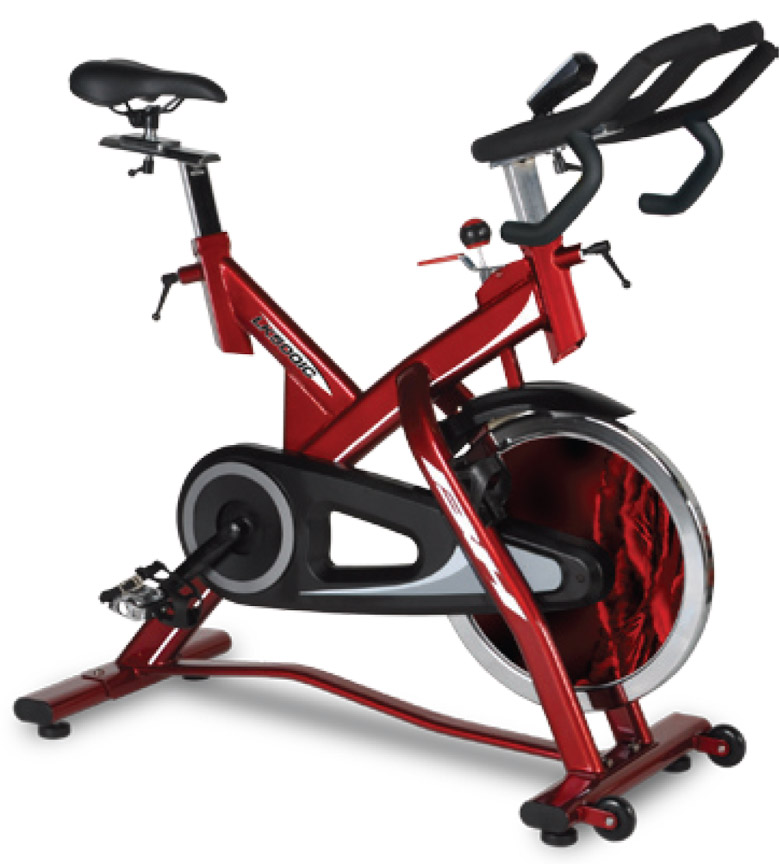 Bh Fitness Lk500ic Commercial Indoor Cycling Sprint Bike W Belt Drive