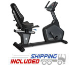 BH Fitness LK500R Light Commercial Recumbent Exercise Bike