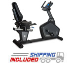 Light Commercial Recumbent Exercise Bike