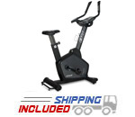 BH Fitness LK500U Light Commercial Upright Exercise Bike