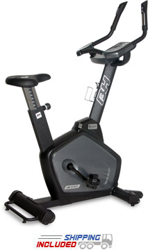 BH Fitness LK500Ui Light Commercial Upright Exercise Bike with i.Concept
