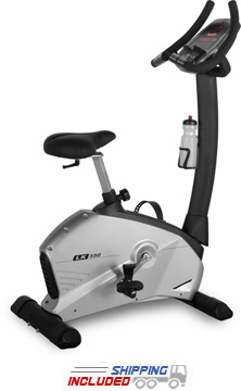 Light Commercial Upright Exercise Bike