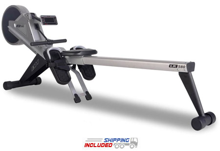 Light Commercial Magnetic Fan Rower