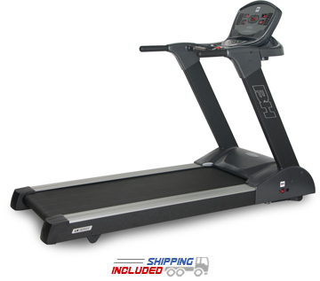 BH Fitness LKT8 Light Commercial Treadmill with 3.5 HP DC Motor