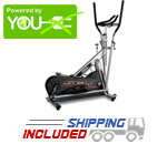 Commercial Sprint Elliptical Indoor Cycle
