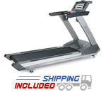 BH Fitness SK8900TV Commercial Treadmill with Integrated TV