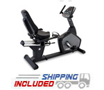 BH Fitness LK700R Commercial Recumbent Exercise Bike for GSA Purchase