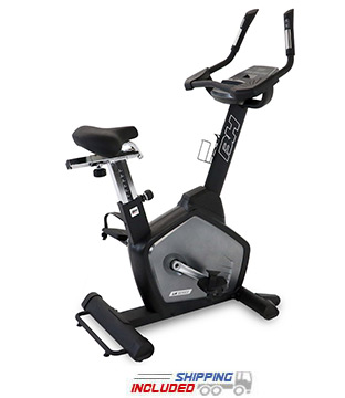 BH Fitness LK700U Commercial Upright Exercise Bike for GSA Purchase