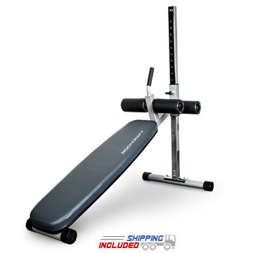 BodyCraft F680 Adjustable Decline Ab Board