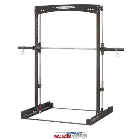 BodyCraft JONES-FREE Jones Freedom with Horizontal and Vertical Motion