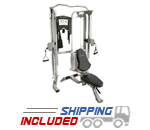 BodyCraft PFT V2 PFT V2 Personal Functional Trainer with Steel Weight Stacks