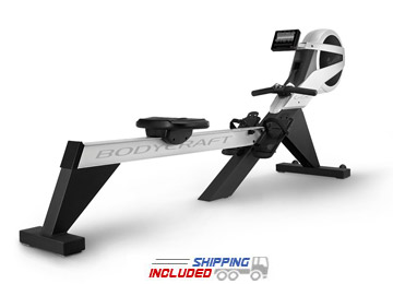 Air and Magnetic Resistance Pro Rowing Machine