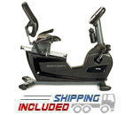 BodyCraft R400G Light Commercial Recumbent Exercise Bike for GSA Purchase