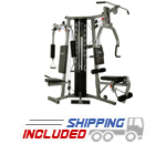 BodyCraft GALENAPRO Galena Pro Home Gym with 200 lb. Stack