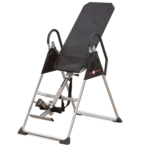 Inversion table best fitness by body solid bfinver10 for Table inversion