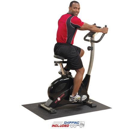 Best Fitness BFUB1 Residential Upright Exercise Bike by Body Solid