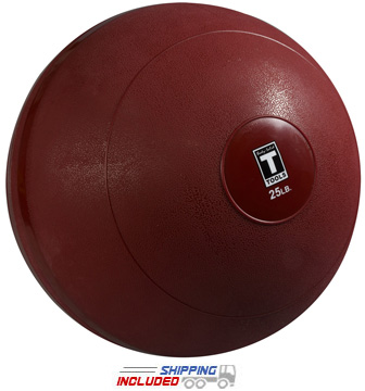 25 lb. Slam Ball - Non-Bounce Medicine Ball