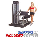 Body-Solid DBTC-F Selectorized Pro Dual Bicep Curl & Tricep Extension Machine