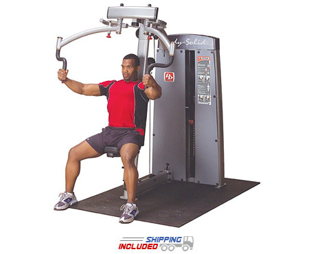Pro Dual Pec & Rear Delt Machine