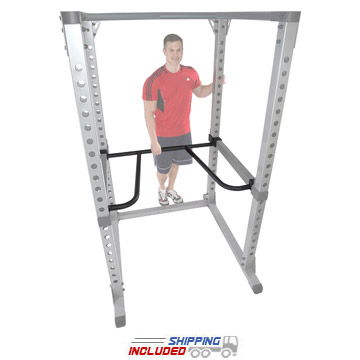 Dip Attachment for GPR378 Power Rack