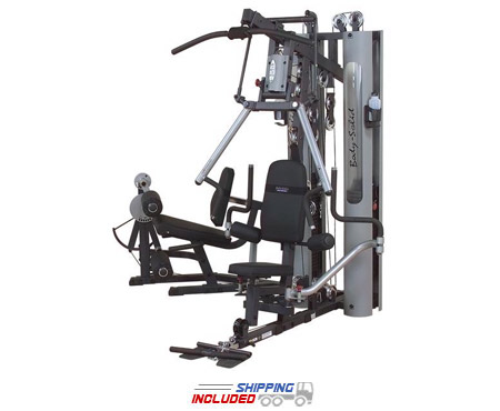 Bi-Angler Home Gym