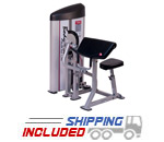 Pro Clubline Series II Arm Curl Machine
