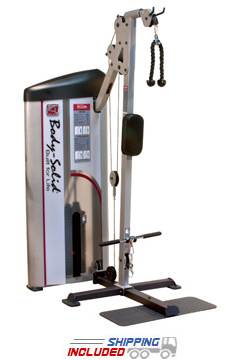 Pro Clubline Series II Bicep and Tricep Machine