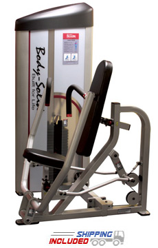 Body-Solid S2CP Pro Clubline Series II Chest Press Machine