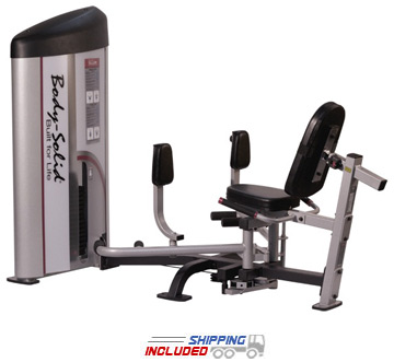 Pro Clubline Series II Inner and Outer Thigh Machine