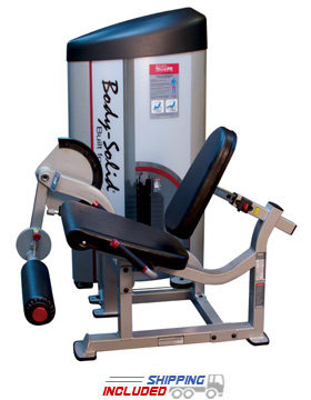 Body-Solid S2LEX Pro Clubline Series II Leg Extension Machine