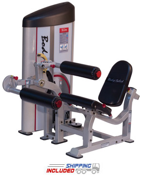 Pro Clubline Series II Seated Leg Curl Machine