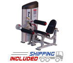 Body-Solid S2SLC Pro Clubline Series II Seated Leg Curl Machine