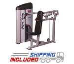 Body-Solid S2SP Pro Clubline Series II Shoulder Press Machine