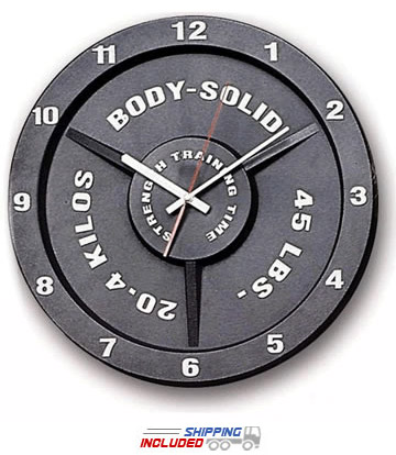 Strength Training Time Clock