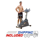 Body Solid B2.5U Upright Electronic Exercise Bike