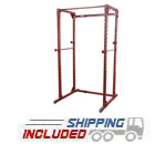Best Fitness BFPR100R Power Rack by Body-Solid with 14 Gauge Steel Frame