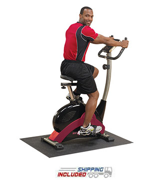 Best Fitness BFUB1R Residential Upright Exercise Bike by Body Solid